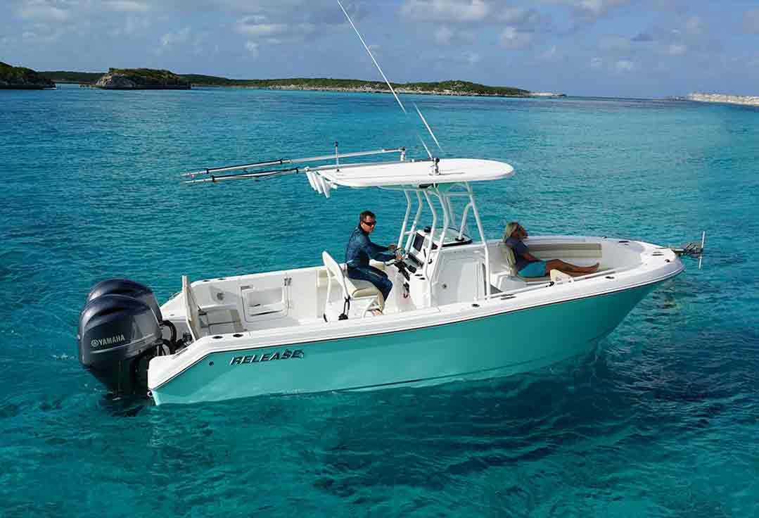 a key west boat rentals center console cruises
