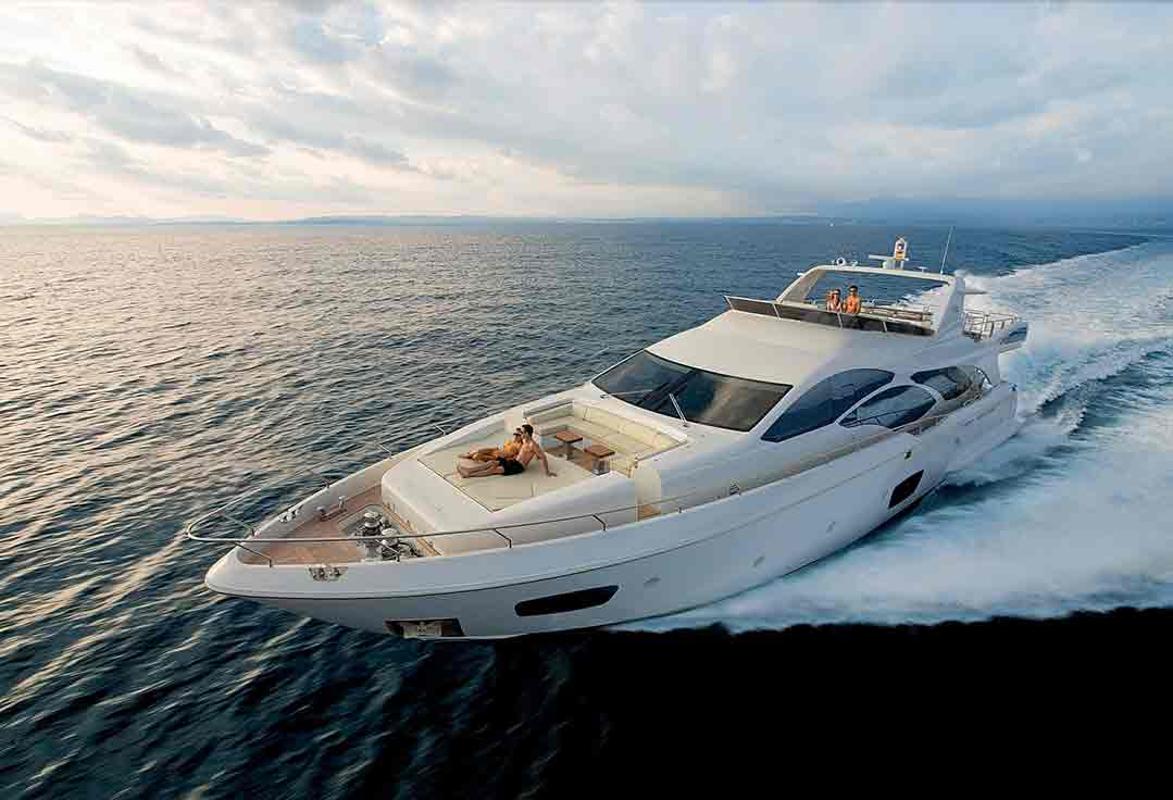 a yacht cruises with Key West Boat Rentals