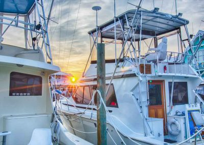 Sportfish boats with key west fishing charters