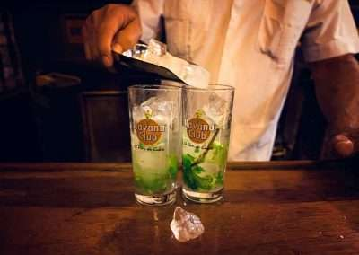 Havana Club Mojitos with Key West To Cuba